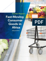 Fast-moving Consumer Goods in Africa