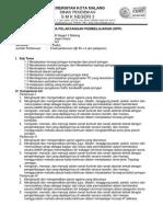 Sharing RPP Jaringan Dasar kurikulum 2013