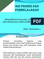 PPT Evaluasi Kelompok 4