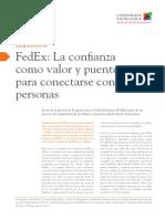 C07 Fedex-La Confianza Como Valor y Puente Para Conectarse Con Las Personas
