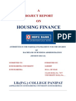 HDFC Home Loan Ok