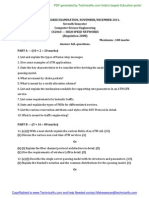 CS2060 High Speed Networks Question Paper Nov-Dec 2011-Www.technical4u.com (1)