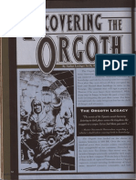 Shadows of the Orgoth