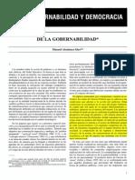 Alcántara_de La Gobernabilidad