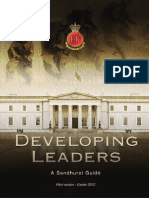 RMAS Developing Leaders