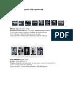 Memoria y experimentalidad. Chile años 70 y 80