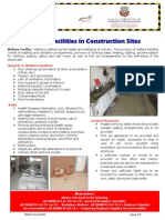 EHS E-Alert 17 2014 - Welfare Facilities in Construction