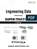 (Edau12-722)Super Multi Nx, r410a, (3mxs-Evma,Ftxs-evma)