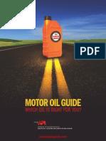 API Oil Guide 2010