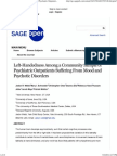 Handedness Study