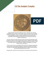 Order Of The Knights Templar - Mistis Files