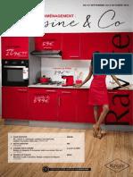 """Du 17 septembre au 4 octobre catalogue """"Spécial Aménagement"""