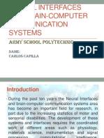 Exposition Neural Interfaces