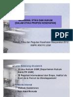 Sesi_2_sdfa_mengenal Etika Hukum Etika Profesi Kesehatan