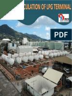 Volume Calculation of LPG Terminal
