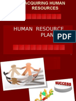 human resourse planing