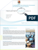 AIMIT Placement Brochure