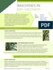 (BM) Case Study - Urban Greenery