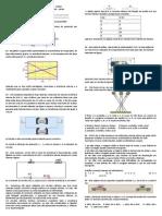 Avaliação Diagnóstica – Física II - 3 Série