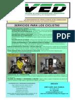 Publicidad Combinada Ciclismo y Carrera Unidad Valoración Deportiva Noviembre 2013 1