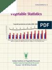 Vegetable Statistics