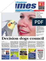 Bird Lover Facing Bullying Backlash News- Paris Yves of Parrot Productions