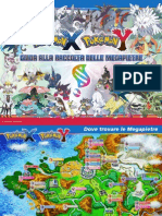 Pokemon X/Y - MegaStone Collection Guide