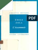 Emile Zola - Lassommoir