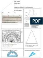 Test Pentru Recuperarecls.a Viageometrie
