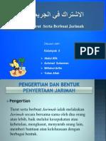 Presentation1- Turut Serta Berbuat Jarimah
