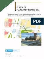 Margaret Thatcher Plaza Planning Documents