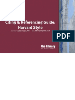 Harvard Referencing[1]