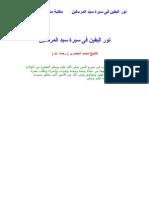 نور اليقين فى سيرة سيد المرسلين - محمد الخضري بك