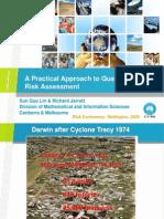 A Practical Approach to Quantitative Risk Assessment -- Lin