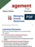 10.Managing Human Resource