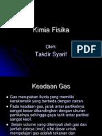 Kimia Fisika Keadaan Gas
