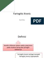 faringitis kronis