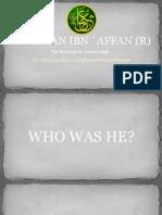 Uthman Ibn Affan