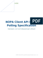 NOPAClientAPILong PollingSpecificationver.1.1