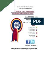 Catalogo Aragua 2014