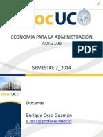 Economía Para La Administración(v)