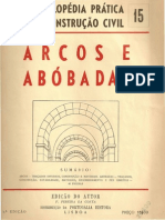 Fasciculo 15-Arcos e Abobodas