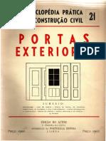 Fasciculo 21-Portas Exteriores