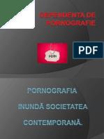 Dependenta de Pornografie