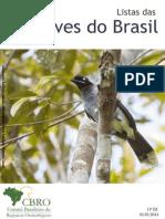 Aves Brasil 2014