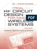Rf circuit design ludwig pdf free