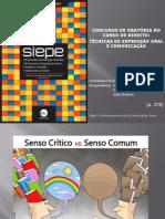 Apresentação Siepe Unoesc 2014