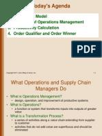 Lecture 1 Operations Management Ch1 Ke Mahasiswa