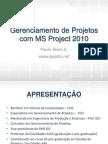 Gerenciamento de Projetos Com MS Project 2010