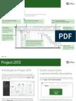 Guia de Início Rápido Microsoft Project 2013